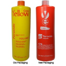 Yellow Stabilized Peroxide Cream 33.8 oz.