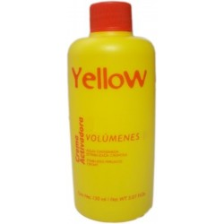 Yellow Agua Oxigenada Estabilizada Cremosa 150 ml./5.07 oz.
