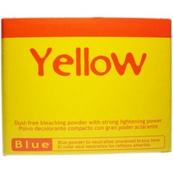 Yellow Blue Bleaching Powder 17.63 oz.