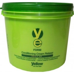 Yellow Form Alisador en Crema Acondicionador REGULAR 1.8 kg / 63.49 oz