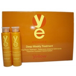 Yellow Hydrate Deep Weekly Treatment (6 vials of 0.43 Fl. Oz.)