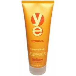 Yellow Hydrate Intensive Mask 8.45 Oz./250 ml. (For very dry hair)