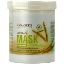 Salerm Mascarilla Capilar Al Germen De Trigo 1000 ml. / 33.7 Oz
