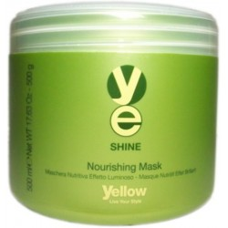 Yellow Shine Nourishing Mask 17.63 Oz./500 ml