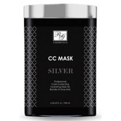 RG Cosmetics CC Mascara Silver para Pelo Rubio a Canas 946ml/32oz