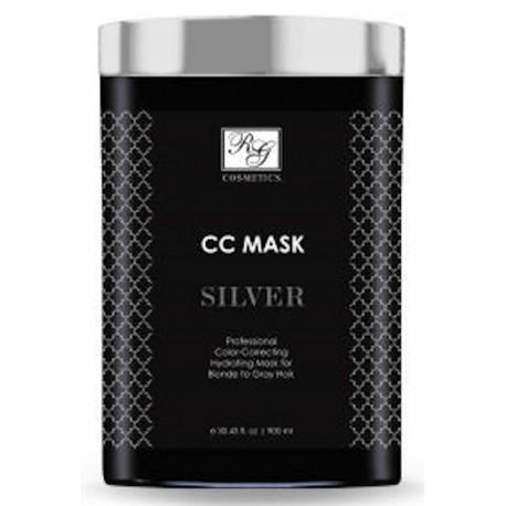 RG Cosmetics CC Mask Silver for Gray Hair 946ml/32oz