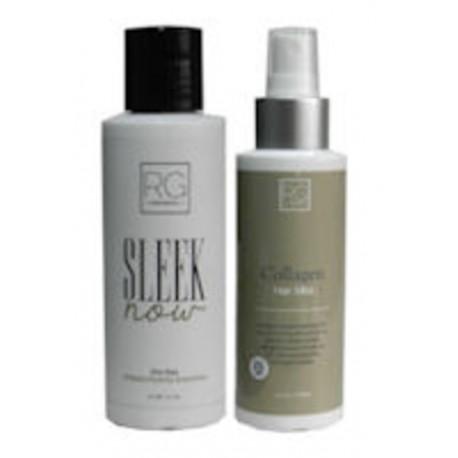 RG Cosmetics Sleek Now Straightneing Kit 4oz