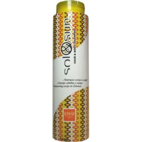 Alter Ego Sol & Sun Hair & Body Shampoo 300ml/10.14oz