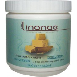 Linange Crema Texturizadora con Manteca de Karité 15oz/425Kg