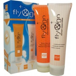Alter Ego Fly & Go Hair & Body Shampoo Travel Kit 100 ml/3.38oz