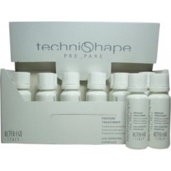 Alter Ego TechniShape Prepare Treatment with Keratin Complex (12 Vials x 20ml)