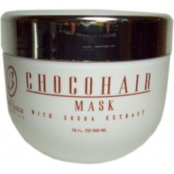 BioNaza ChocoHair Mask with Cocoa Extract 16oz / 500ml