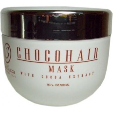BioNaza ChocoHair Mask with Cocoa Extract 16oz / 500ml