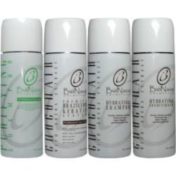 Bio Naza ChocoHair Group (1)Purifying 16oz (1)Choco Hair Keratin 16oz (1)Hydrating Shampoo 16oz (1)Hydrating Conditioner 16oz