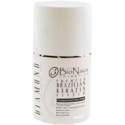 Bio Naza Diamond Premire Keratin System 100% Formaldehyde Free 3 oz.