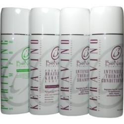 Bio Naza KeraVino Group 16 oz (1)Purifying 1)Keravino Keratin 1)Shampoo 1)Conditioner