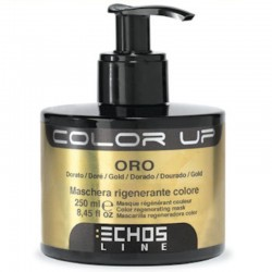 Echosline Color Up Regenerating mask gold 250 ml/8.45 Oz