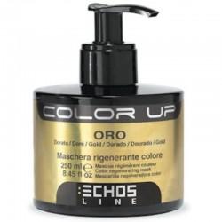 Echosline Color Up Regenerating mask gold 250 ml/8.45 Oz
