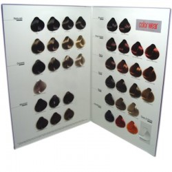 Alfaparf Colorwear New Master Color Chart