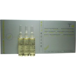 Echosline T4 Anti-Dandruff and Sebum Control Treatment 12 Phials 10ml each