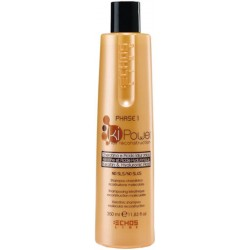 Echosline Ki-Power Keratinic Shampoo Molecular Reconstruction 350ml/11.83oz (Phase 1)