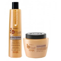 Echosline Ki-Power Keratinic Duo Kit 1)Shampoo 350ml & 1)Mask 500ml.