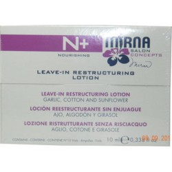 Echosline Mirna N+ Leave-In Restructuring Lotion (12x10ml)