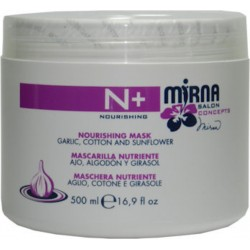 Echosline Mirna N+ Mascara Nutritiva 300ml/10.14oz