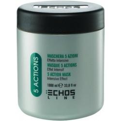 Echosline Mascara 5 Acciones Efecto Intensivo 1000ml/33.8oz