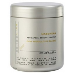 Echosline Midollo Di Bamboo Marrow Mask. (Dry and Treated Hair) 1000ml/33.8oz
