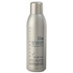 Echosline S5 Regular Use Shampoo 33.8oz /1000 ml All Hair Types