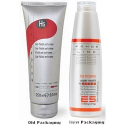 Echosline Fix Power Super Mastik Gel Fluide Exreme 250ml/8.5oz