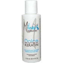 Milano Keratin Dolce Keratin Formaldehyde Free 118ml/4oz