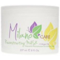 Milano Care Keratin Repair Mask with Argan Oil 237ml / 8oz