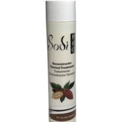 Sodi Pro Smoothing Chocolate Keratin-Reconstructor Thermal Treatment 298ml/10.1oz