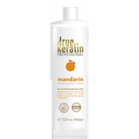 True Keratin Mandarin Professional Keratin Treatment 32 oz.