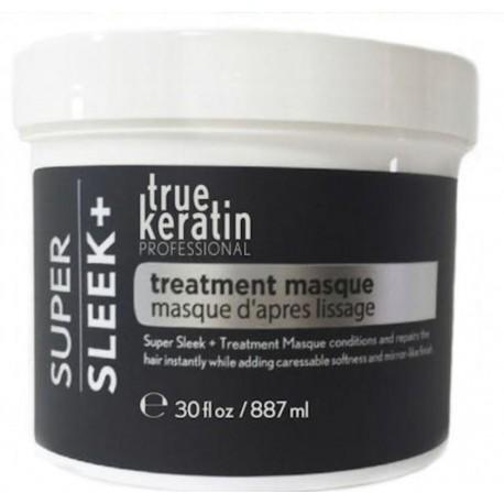 True Keratin Super Sleek+ Post-Treatment Masque 887ml/30oz