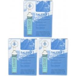 3 Salerm Aceite Esencial Acondicionador (0.44 Fl. Oz. x 12)