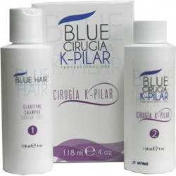 Blue Hair Cirugia K-Pilar Kit 4oz