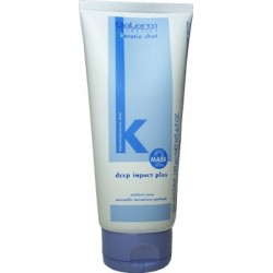 Salerm Keratin Shot Deep Impact Plus Mask 200ml/6.9oz