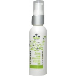 Three Star Serum Reparador de Puntas Divididas con Filtros UV 59ml/2oz