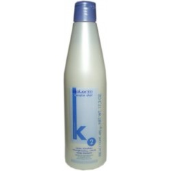 Salerm Crema Alisadora de Queratina Shot K2 17.3 Oz(Queratina Natural)