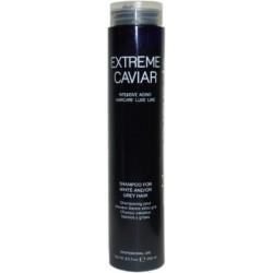 Miriamquevedo Extreme Caviar Champú para cabello Rubio y/o Canas 250 ml.