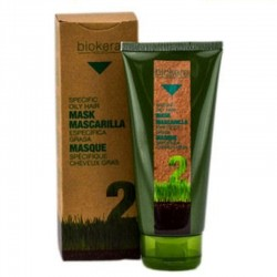 Salerm Biokera Natura Specific Oily Hair Mask 200 ml/ 6.9 Oz