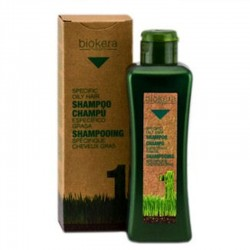Salerm Biokera Natura Specific Oily Hair Shampoo 300ml/10.8 Oz