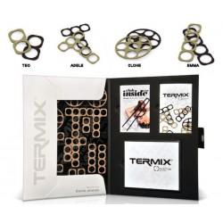 Termix Teacher Hair System Folder P-TCH-CARTE.1 -Crea Peinados Profesionales, Fáciles y Rápidos